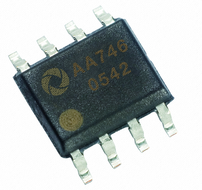 AA746 Magnetoresistive sensor for angle measurement