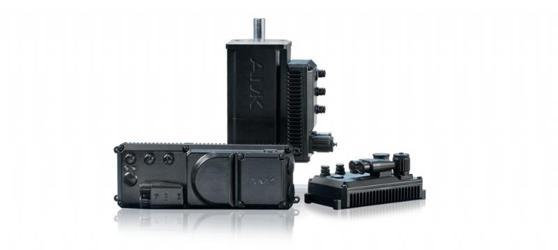 Serie iX / iC - AMK