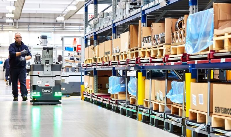 La consulenza di SEW-EURODRIVE per l'Industry 4.0