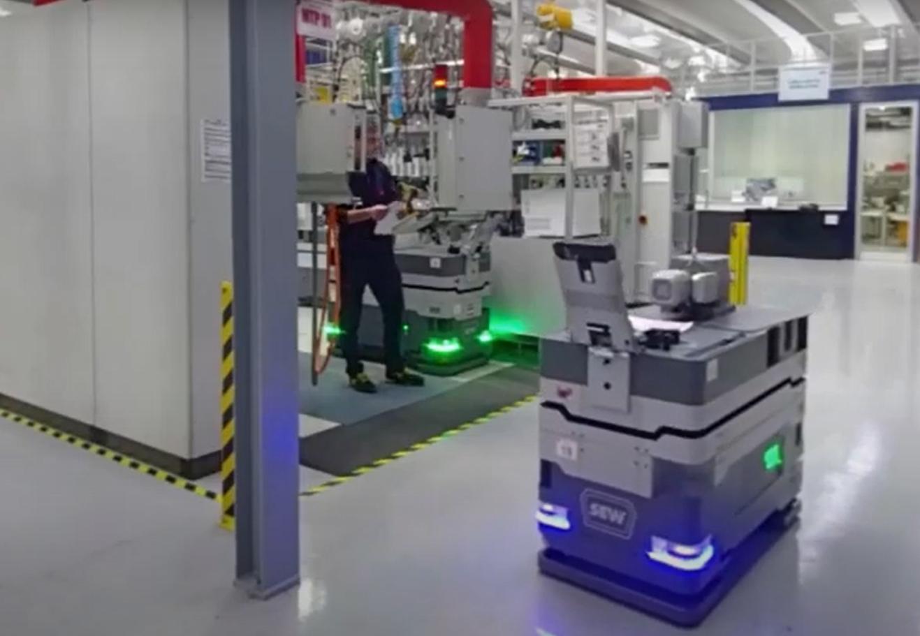 Smart Factory di Solaro