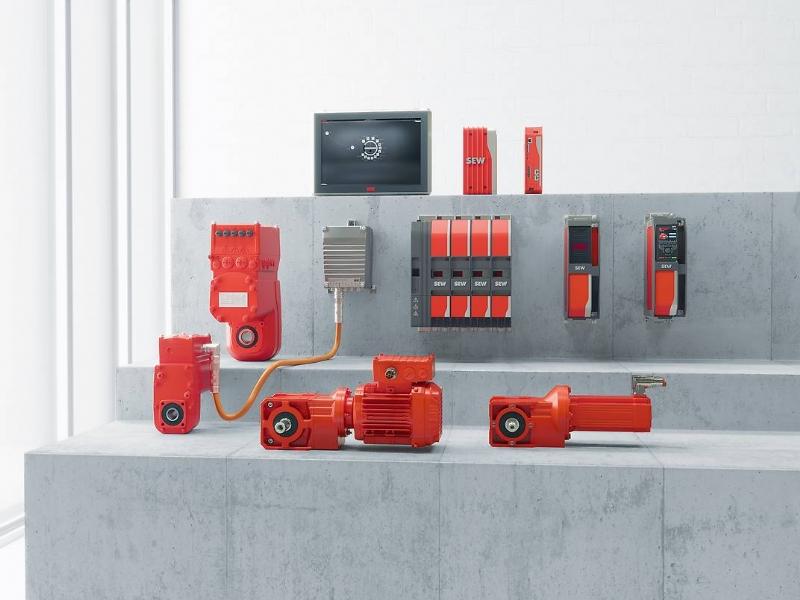 MOVI-C®: la risposta di SEW-EURODRIVE per la Smart Factory