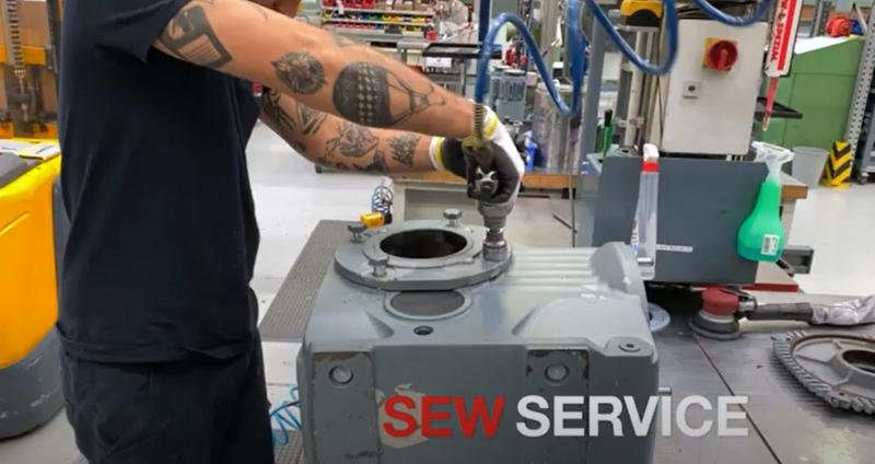 Service SEW-EURODRIVE