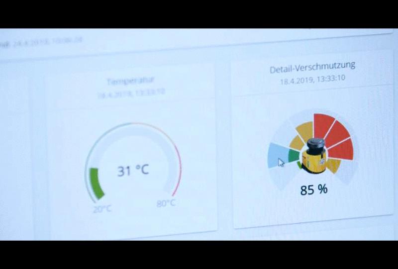 Digital Services for Integration SICK Monitoring Box