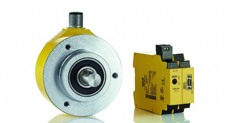 Safety encoders AFS/AFM60S Pro