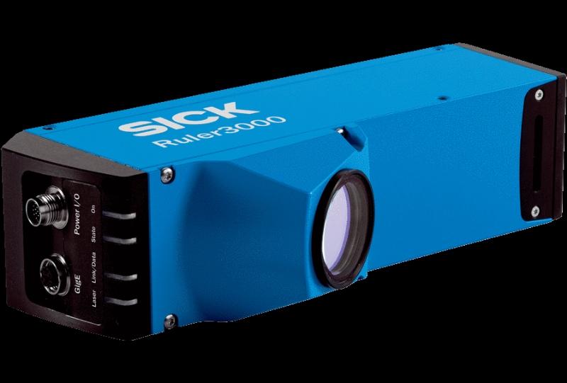Sistema di Visione 3D Ruler 3000