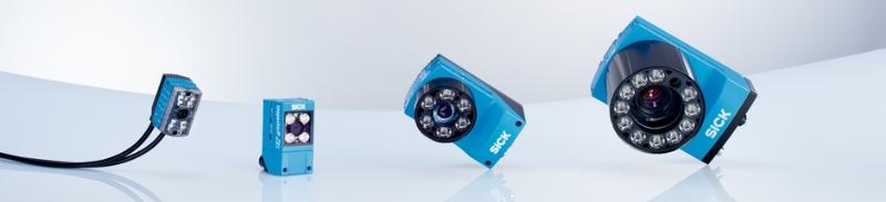 Sensore di visione InspectorP61x