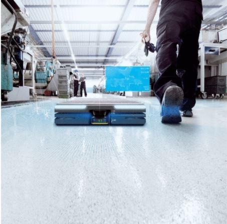 Product Information nanoScan3 laser scanner di sicurezza