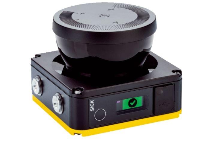 nanoScan3 laser scanner di sicurezza