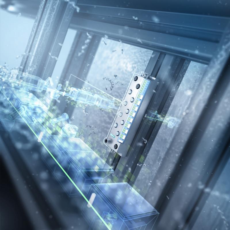 ET 200eco PN – moduli I/O compatti IP65/67