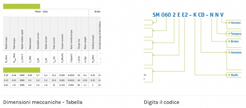 SM0601 – Synchronous Servo Moto