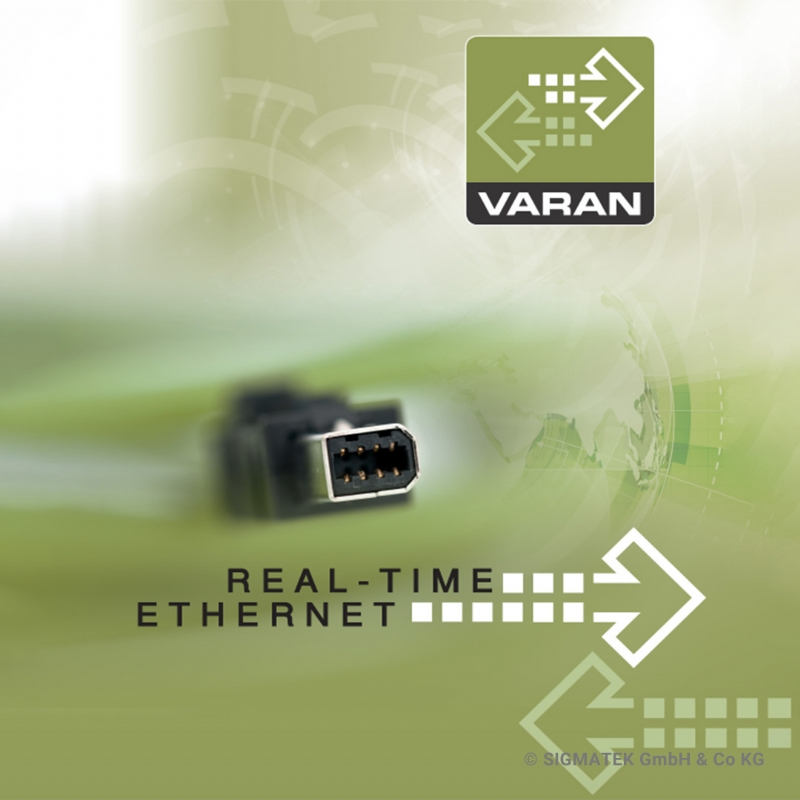 REAL-TIME ETHERNET VARAN