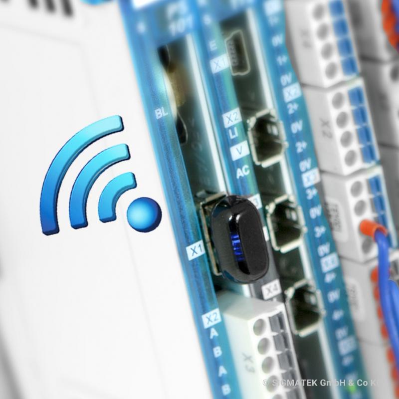 Adattatori WLAN compatti WiFi-C e WiFi-Pro