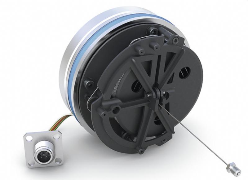 Sensori di posizione per cilindri idraulici
