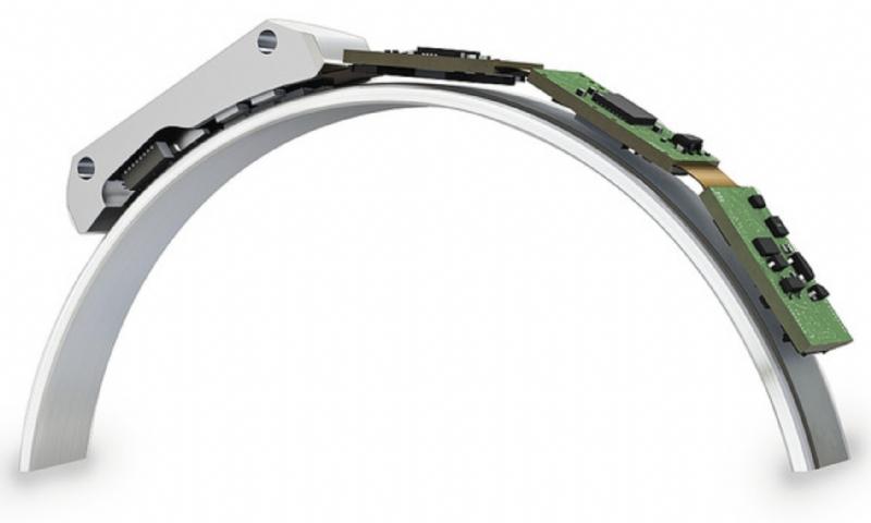 Sensore magnetico MSAC200 rotativo assoluto con tecnologia flexCoder
