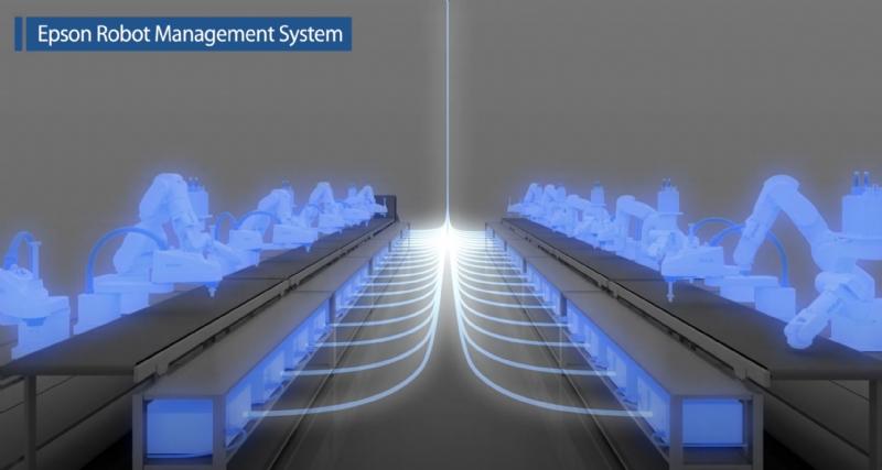 Epson Robots Management System