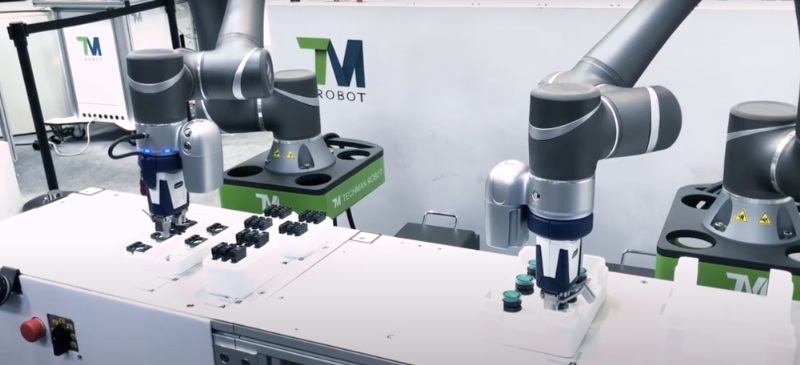 Robot collaborativi  TM