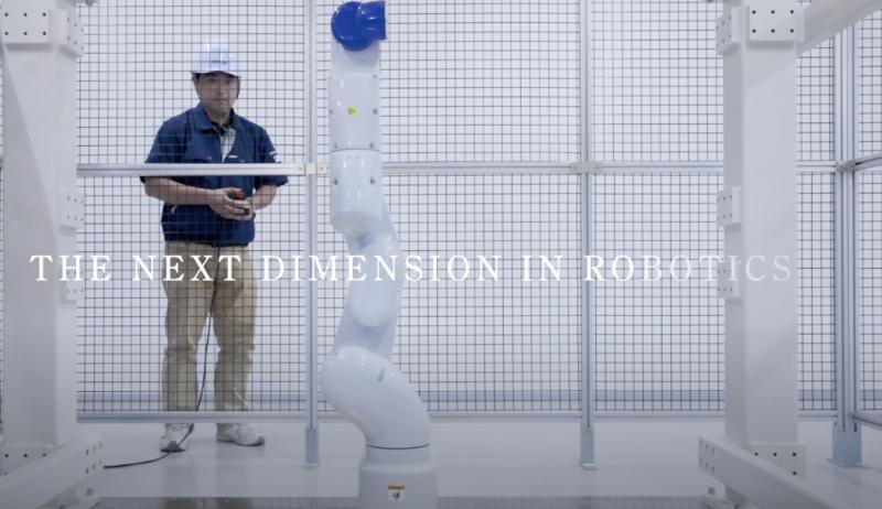 Robot antropomorfo VT6 di EPSON