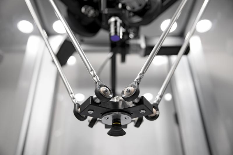 Applicazioni con Delta Robot Sipro