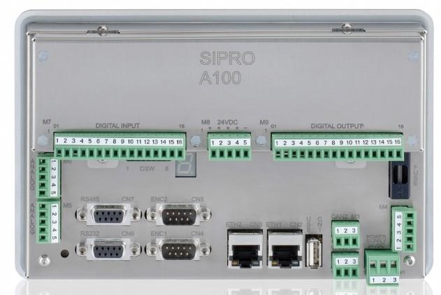 CONTROLLO NUMERICO SIAX A100