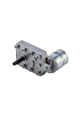 Sistema modulare di piccoli motori e riduttori