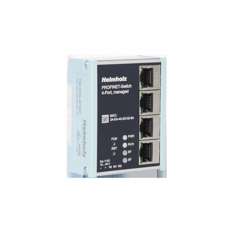 Divisione Comunicazione Industriale - Switch Profinet