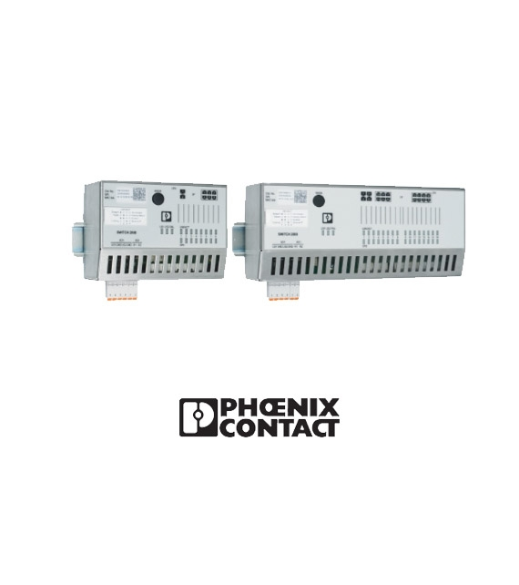 Switch Managed serie 2000 Phoenix Contact