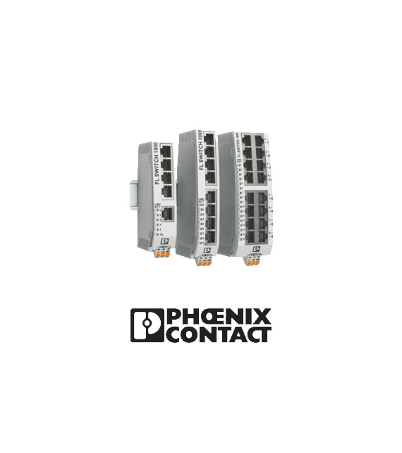 Switch Unmanaged Phoenix Contact