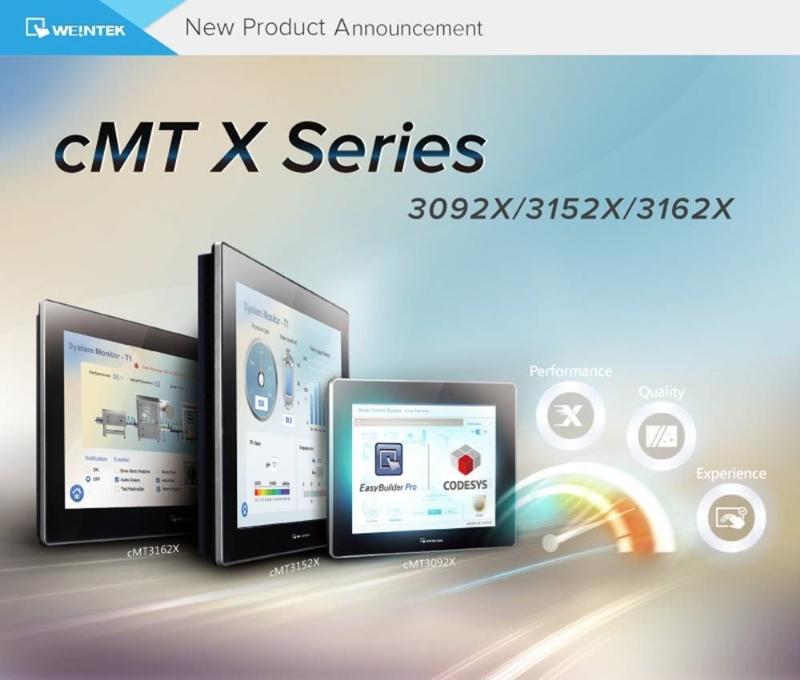 Nuovi cMT-3000X