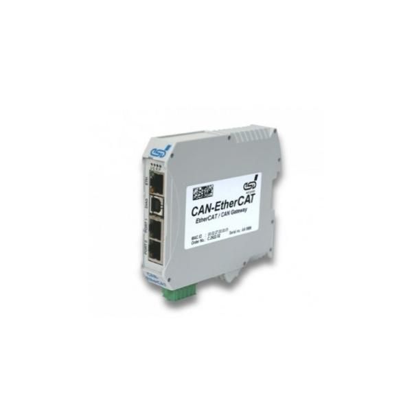 ESD: EtherCAT®/CAN Gateway