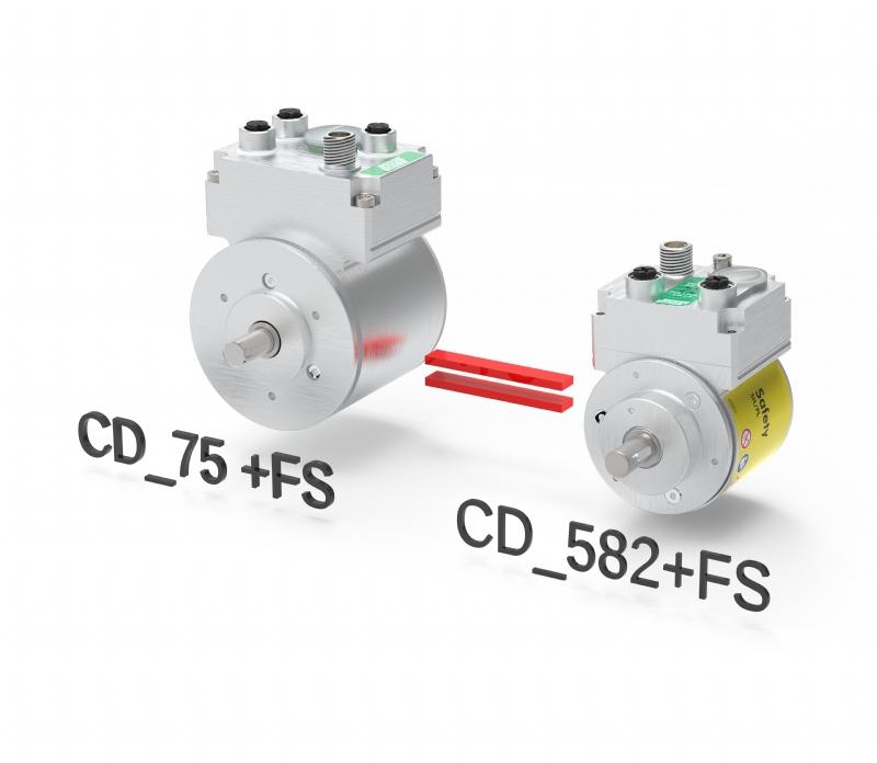 TR Electronic: Encoder Assoluto Rotativo di Sicurezza PROFINET/PROFISAFE