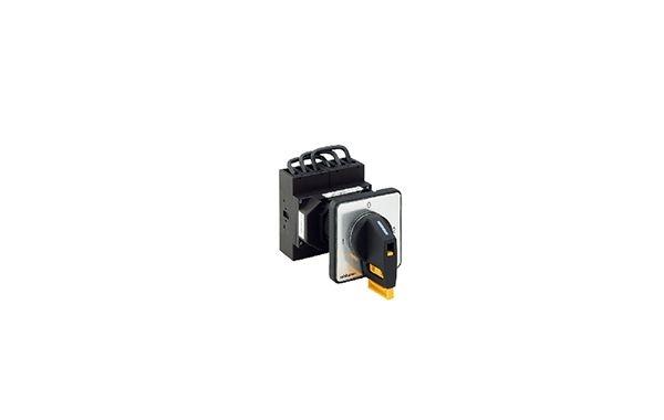 Sälzer: commutatori per circuiti principali e ausiliari