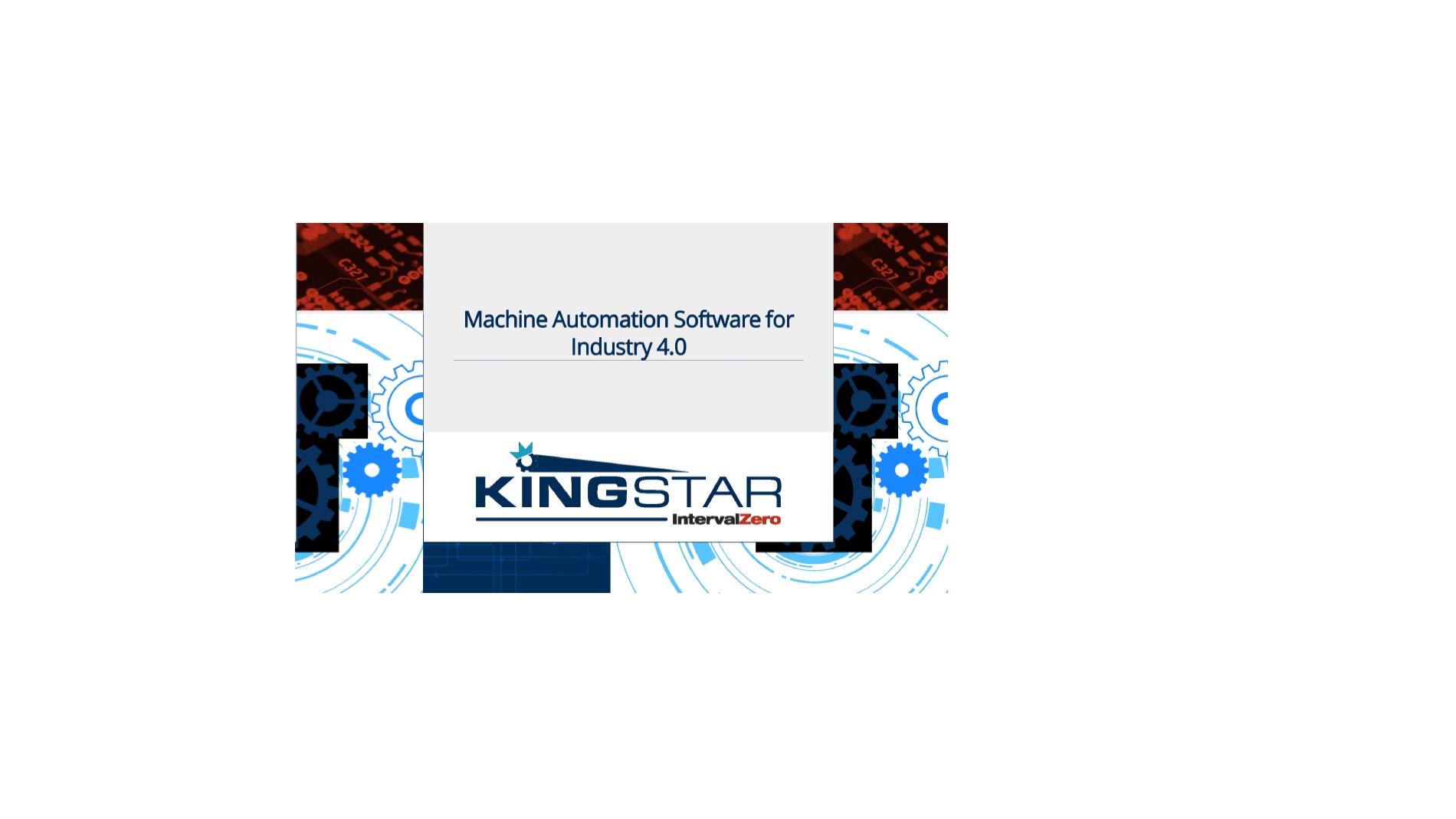 IntervalZero - KingStar, da IPC a PAC Motion: webinar breve