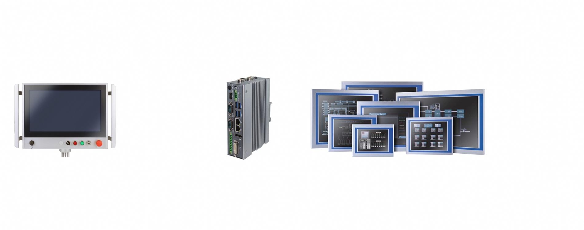 PC Industriali per il controllo