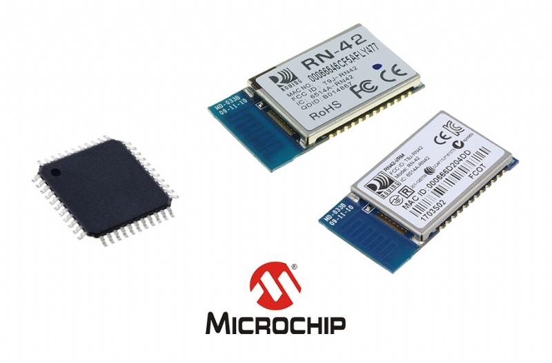 Gruppo di prodotti Microchip