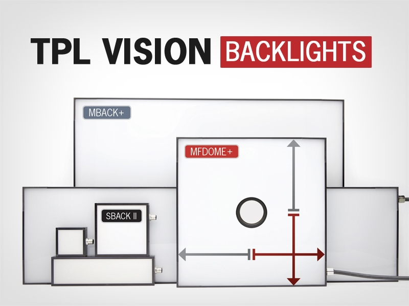 TPL Vision backlights