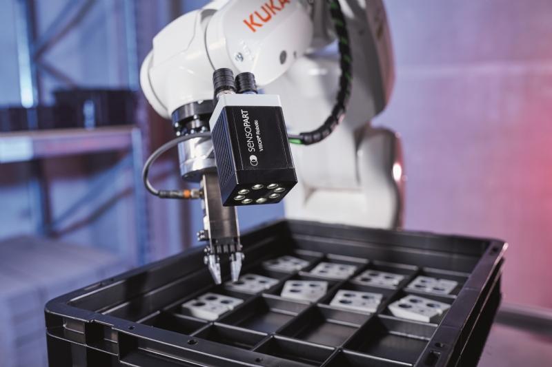 Sistemi di visione VISOR Robotic