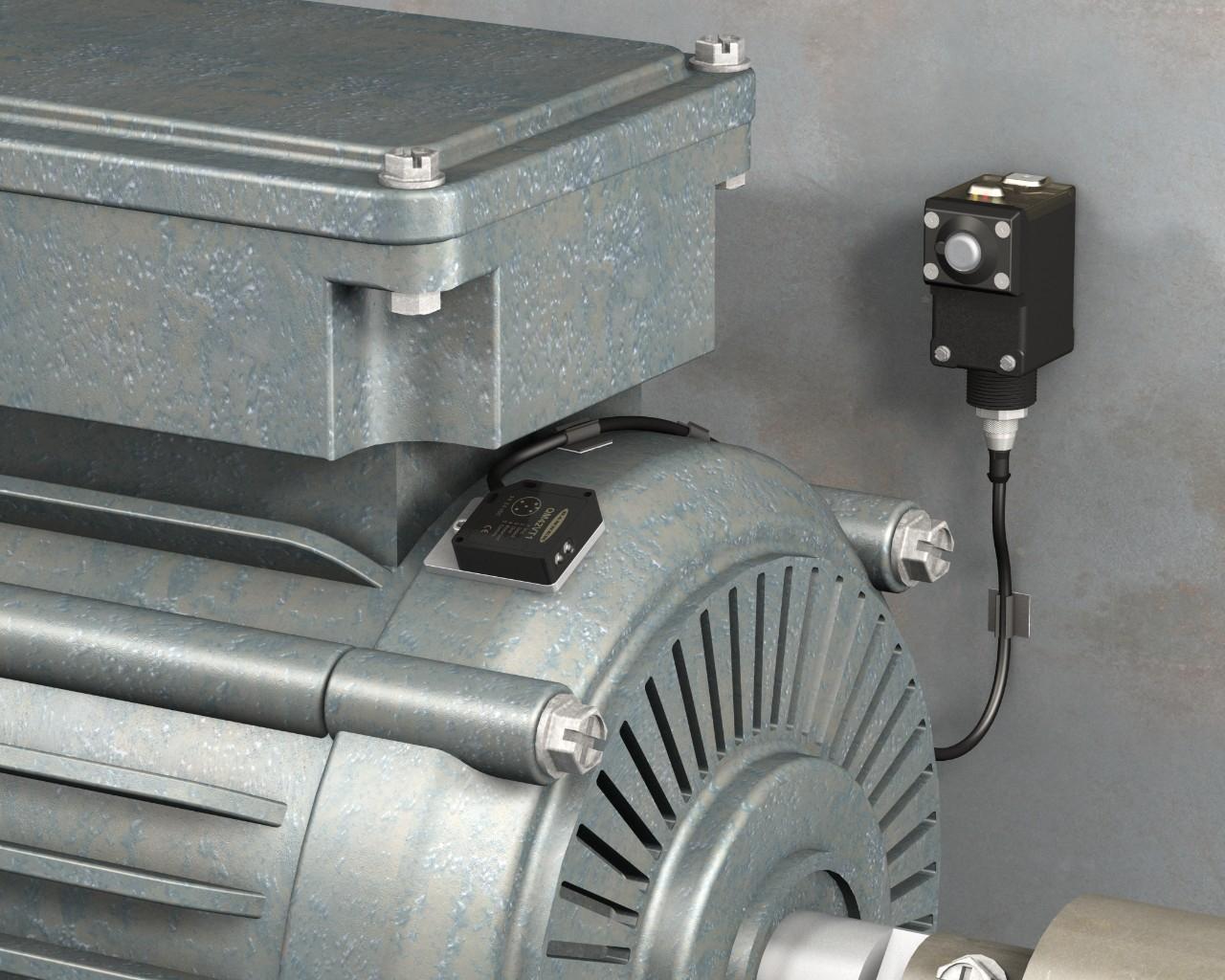 Monitoraggio wireless delle vibrazioni e soluzioni di manutenzione predittiva