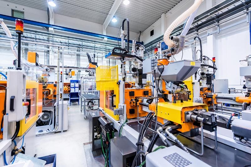 Industrial machinery per il mercato Nordamericano