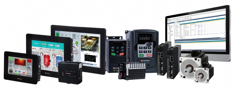 Unitronics- One Integrated Solution for Control and Automation