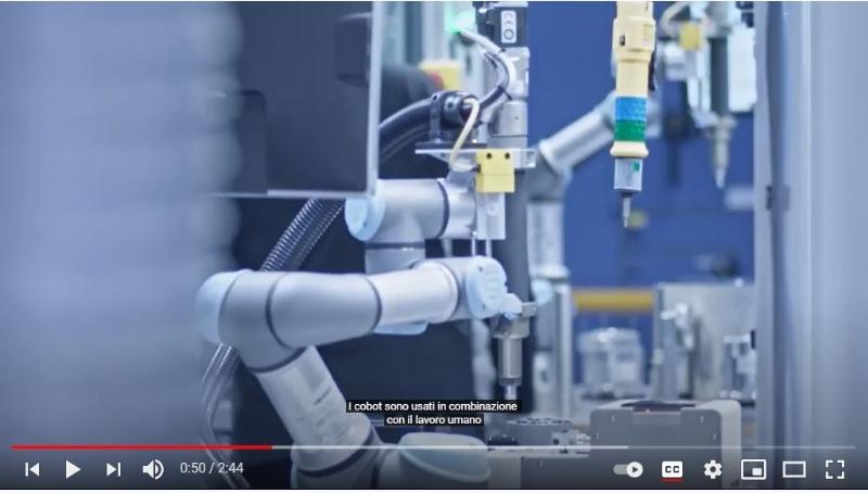 La qualità dei robot collaborativi Universal Robots