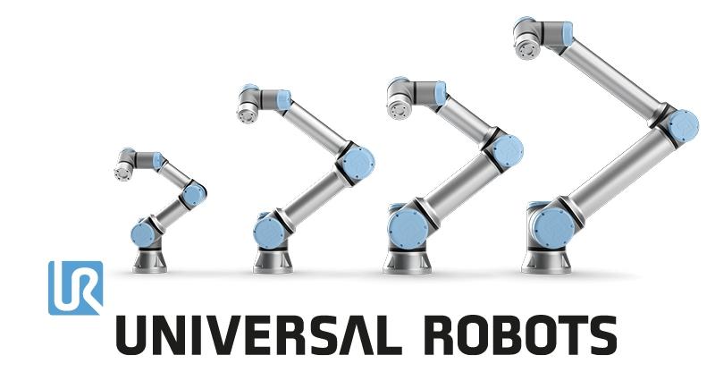 Le applicazioni collaborative Universal Robots