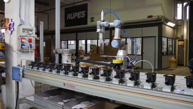 Webinar: Assemblare  con i robot collaborativi