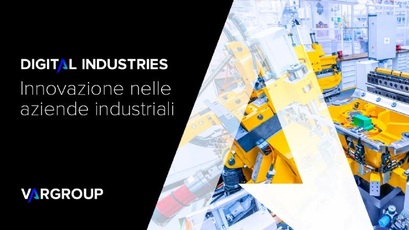 Innovazione nelle imprese industriali
