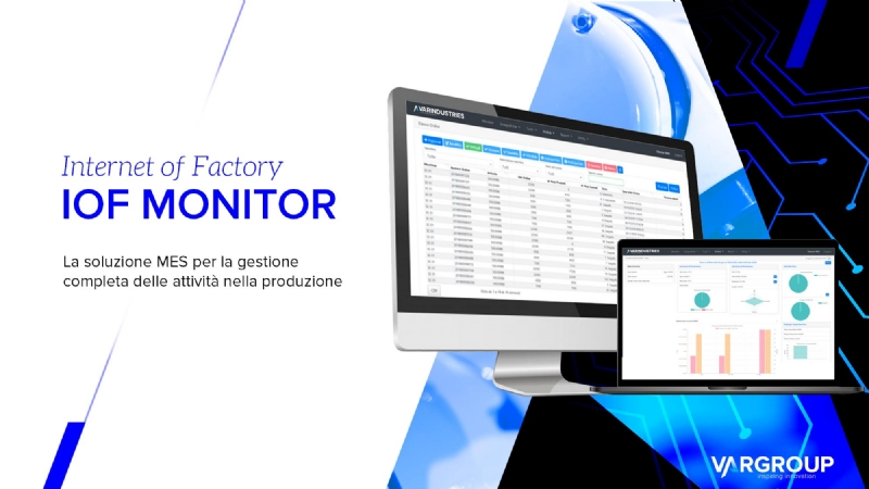 MES - IoF Monitor