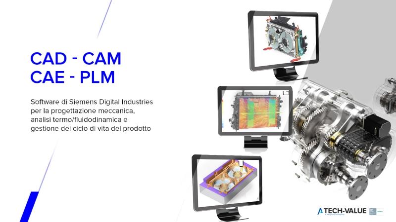 CAD - CAM - CAE - PLM