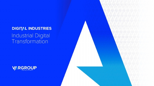 Var Group - Digital Industries Overview