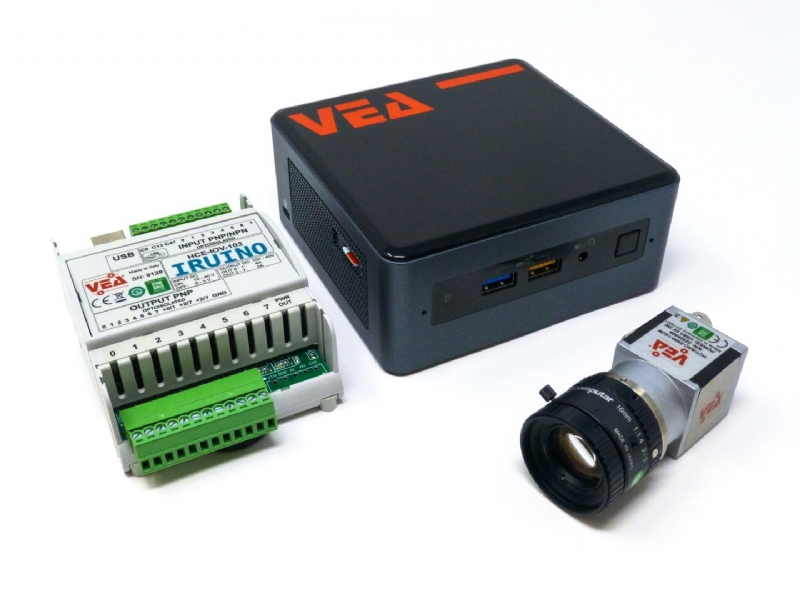 sistema di visione scalabile KFU-C