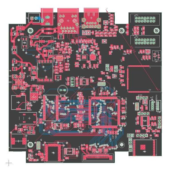 Progettazione schede elettroniche custom