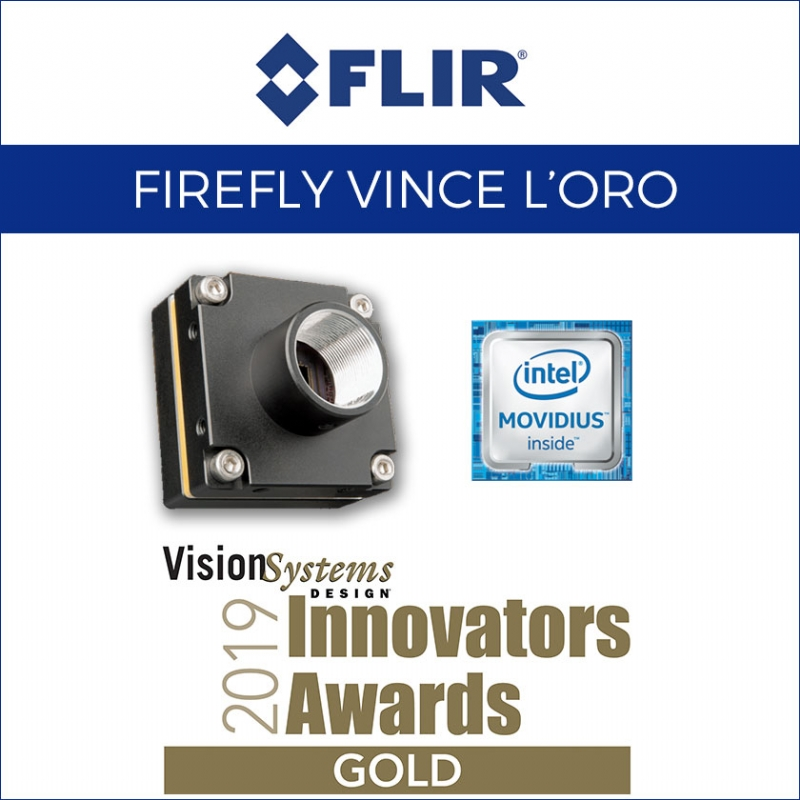 Telecamera Firefly con tecnologia DEEP LEARNING