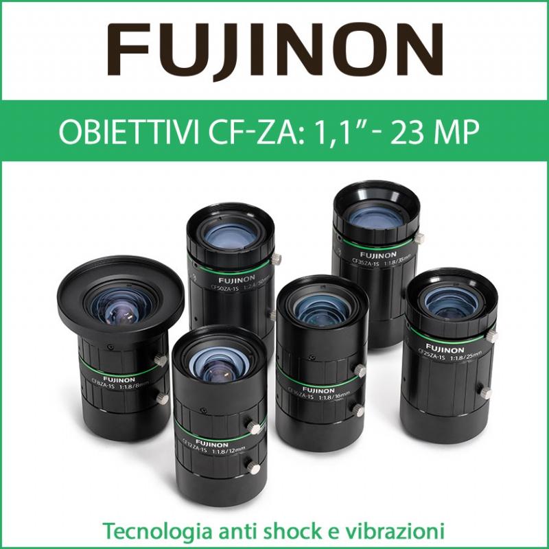 Obiettivi Machine Vision 1,1